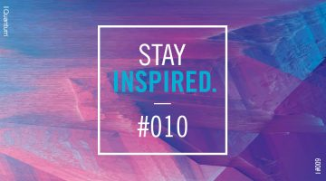 Quantum Stay Inspired 010