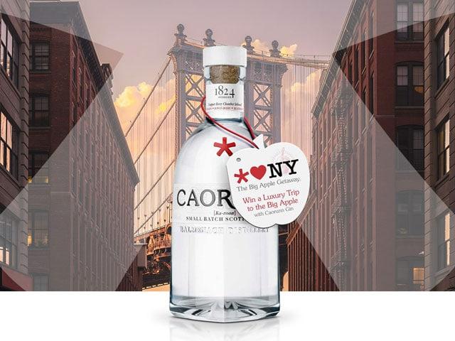 Carounn Gin Neck Tag