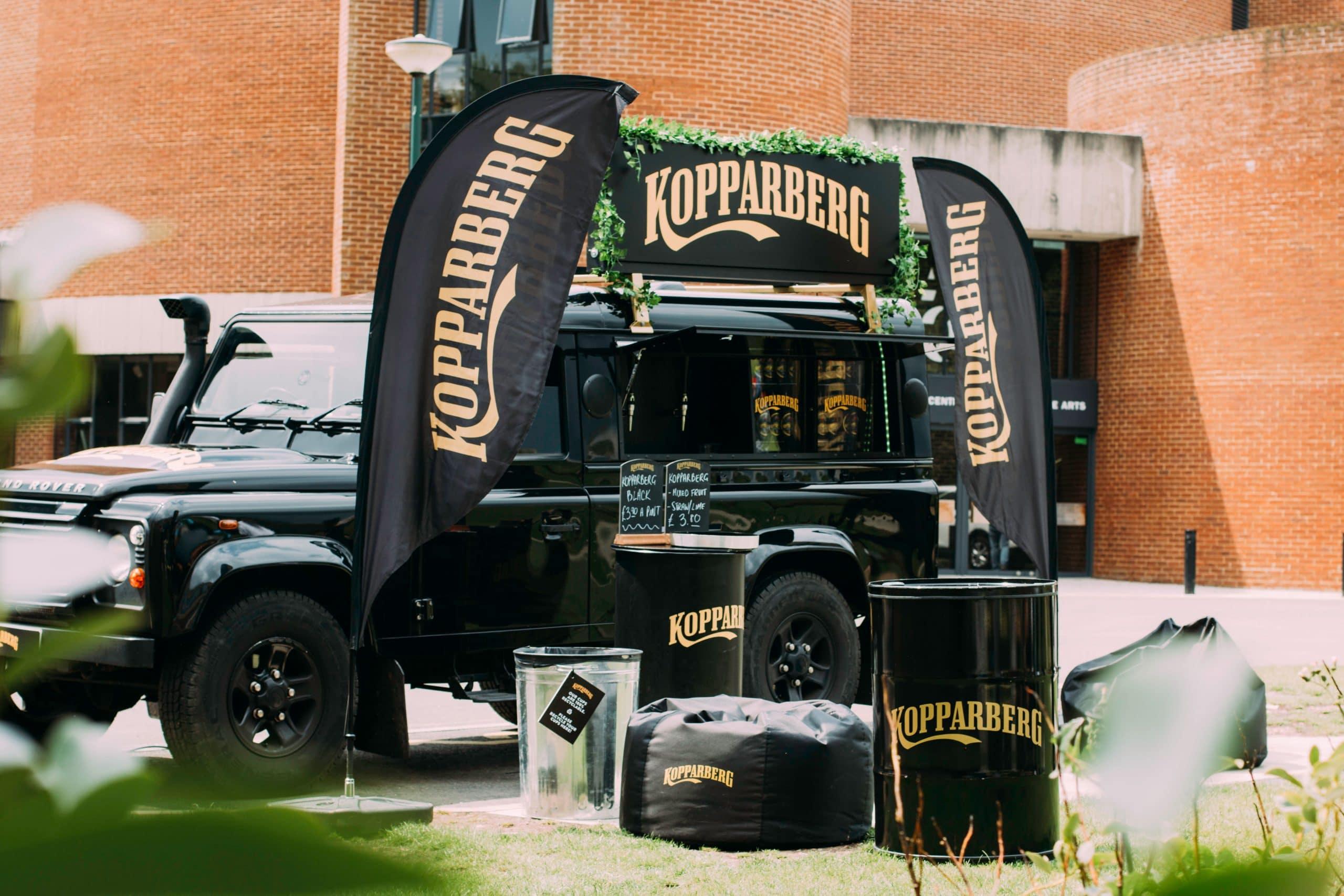 Kopparberg Defender Trust