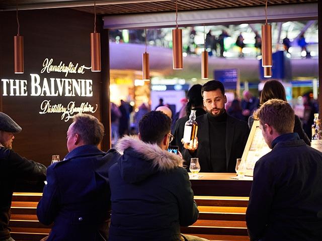The Balvenie Share To Open Bar London Kings Cross Barman