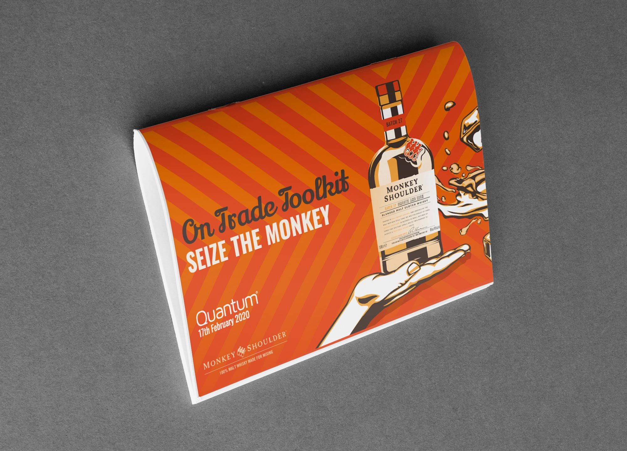 Monkey Shoulder Toolkit
