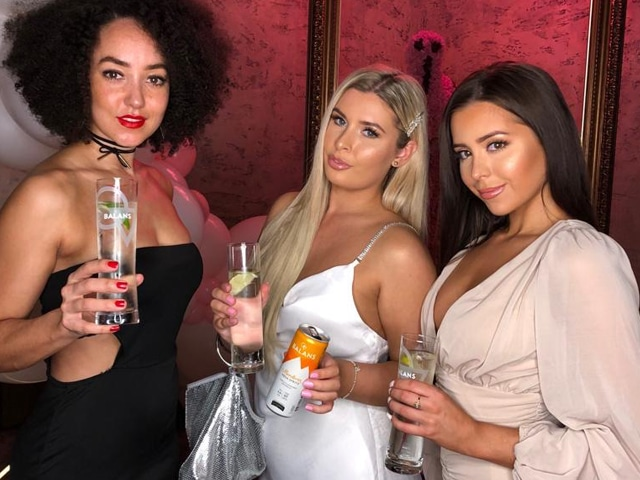 Balans Launch Influencers