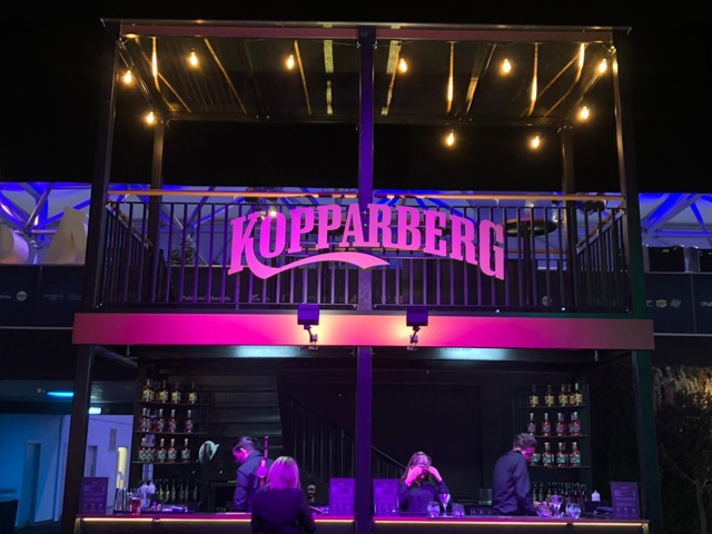Kopparberg Publican Awards Mobile